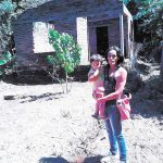 Bárbara Rodríguez consiguió una casa pero le falta techo