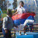 Mahira Bergallo reconocida como mujer destacada
