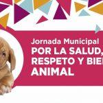 Jornada por la salud, respeto y bienestar animal