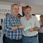 Federación de Colectividades recibió un subsidio de Gobernación