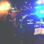 En un rápido accionar el Comando de Oberá  detuvo a un hombre por amenazas en la vía pública