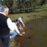 Se reactivó un estanque en la Unidad Penal N°2