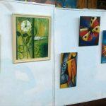 Exposición en la Casa de la Cultura