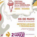 Inscripciones para el Festival de la Verdulera 2017