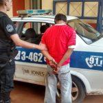 Un hombre fue detenido por amenazar de muerte a su pareja en Oberá