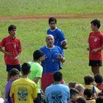 Prueba de Jugadores organizado por Sueños de Fútbol