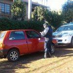 En un rápido accionar la Policía recuperó un automóvil robado en Oberá