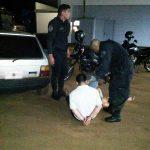 Dos hombres fueron detenidos por provocar disturbios en una estación de servicios de Oberá