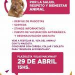 Jornada municipal por la salud, respeto y bienestar animal