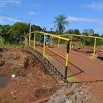 Trabajos de canalización de arroyos