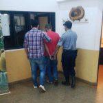 Intenso despliegue policial permitió detener al presunto autor de un doble homicidio en Ameghino