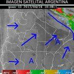 Pronóstico del tiempo detallado para hoy miércoles y los próximos tres días