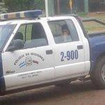 Sumariaron a efectivos que dejaron solo a un preso en el patrullero
