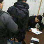 Policía de franco detuvo a joven por robo en Oberá