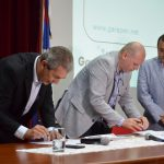 Firma de convenio marco con GARAPEN