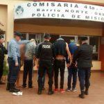 La Policía detuvo a tres  jóvenes  y demoró a dos adolescentes  por el  violento ataque a un estudiante