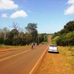 Dos motociclistas sufrieron lesiones en un siniestro vial en Oberá