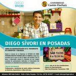 Inscripciones abiertas para el curso Diego Sívori en la UGD