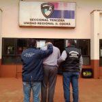 Detienen al propietario de un taller mecánico y recuperan un vehículo robado en Oberá
