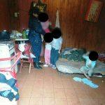 La Policía rescató a cinco hermanos en estado de abandono y detuvo a la madre