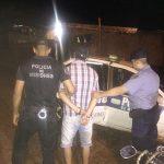 La Policia detuvo a un hombre que era intensamente buscado por robo