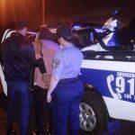 Ofrecía una motocicleta robada y  fue detenido por la Policía