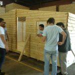 """""""TECHO"""" de Oberá capacita a voluntarios para participar en la construcción de viviendas en barrios San José y Villa Christen"""