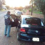 La Policía recuperó un automóvil robado en la provincia de Buenos Aires