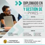 UGD, inscripciones abiertas al Diplomado en Desarrollo Emprendedor y Gestión de Pymes