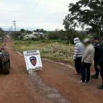 Operativo Integral de Seguridad: la Policía incautó marihuana