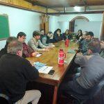Concejales Obereños se reunieron con el Consejo Profesional de Arquitectura e Ingeniería
