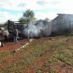 Investigan el incendio de una vivienda en Oberá