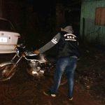 La Policía recuperó una motocicleta sustraída en el Barrio Krause