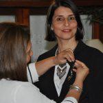 Graciela Pereira, es la nueva presidente del Club de Leones de Oberá