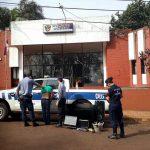 En rápido accionar policías recuperaron elementos robados de una vivienda