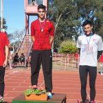 El obereño Gastón Benítez campeón Nacional de salto en alto