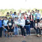 Encuentro Interescolar de Atletismo y Vóley en Oberá