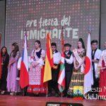 La Pre Fiesta del Inmigrante comenzó con todo el ánimo y hoy vive su segunda jornada