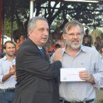 Federación de Colectividades recibió subsidio provincial para contratación de artistas