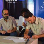 Santa Catarina, Brasil y Misiones firman convenio de acción conjunta para la industria cinematográfica