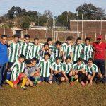 Torneo comunitario de fútbol