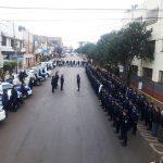 Nuevo megaoperativo con más de 1300 policías en distintos puntos de la provincia