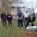 Homenaje a Sábato Romano
