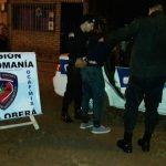 Combate al narcomenudeo: incautan marihuana y detienen a un joven en Oberá