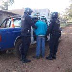 La policía investiga el ataque a un sereno y detuvo al presunto autor
