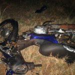 Colisión frontal entre dos motocicletas dejó una víctima fatal en la ruta 14