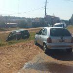 Siniestro vial dejó como saldo un hombre lesionado en Oberá