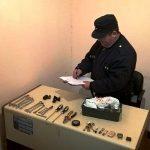En un rápido accionar la  policía recuperó elementos robados