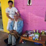 Don Ramón, más de medio siglo vendiendo en la calle en Oberá