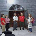 La Colectividad Portuguesa recibió a misionera de Portugal